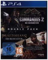 Commandos 2 & Praetorians: HD Remaster Double Pack, 1 PS4-Blu-ray Disc
