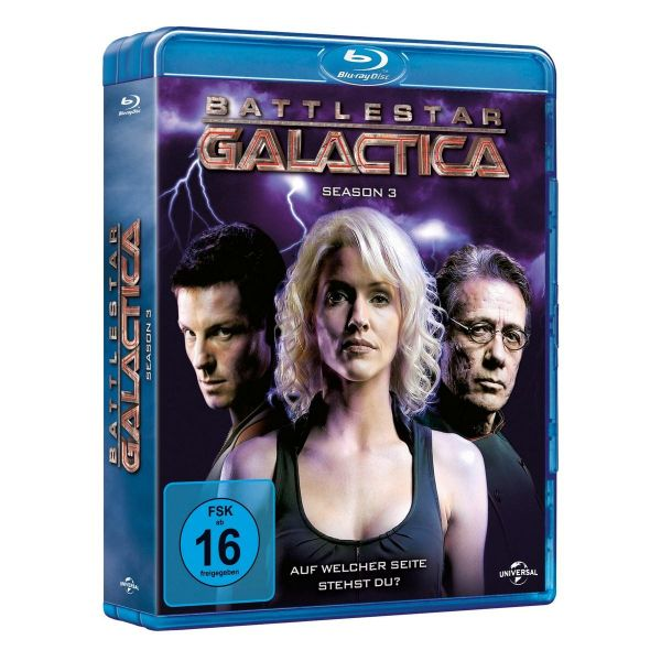 Battlestar Galactica S 3