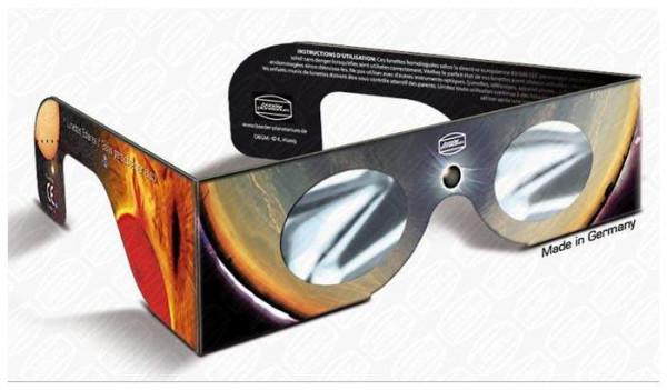 Image of Baader Astrosolar Sonnensichtbrille