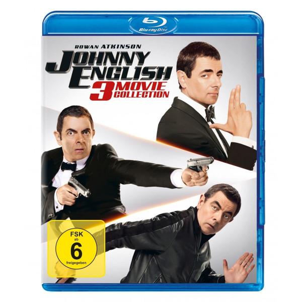 Johnny English 3-Movie Boxset