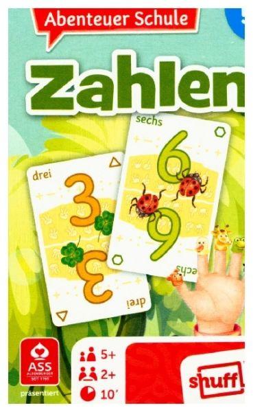 Image of Abenteuer Schule - Zahlen (Kartenspiel)