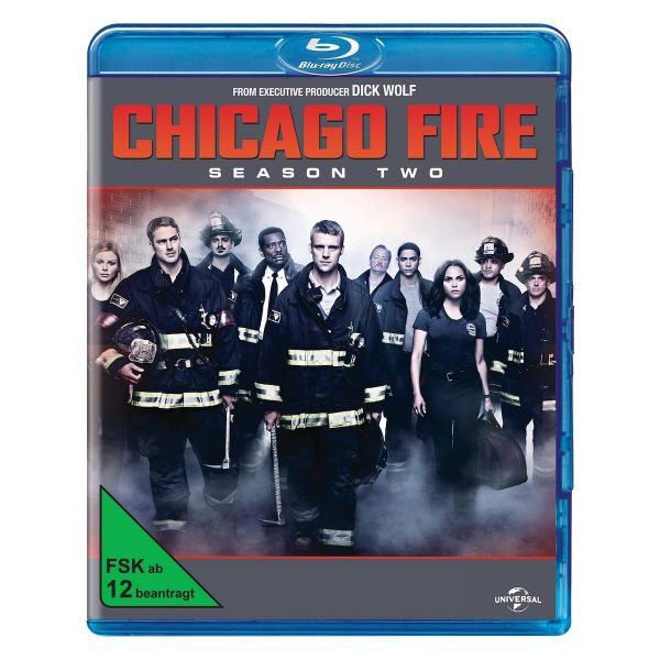 Chicago Fire -Staffel 2