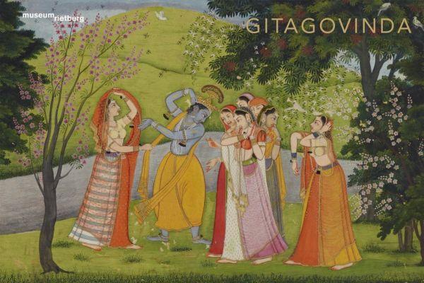 Image of Gitagovinda: Eine indische Liebesgeschichte. Zur Ausstellung im Museum Rietberg Zürich 2019
