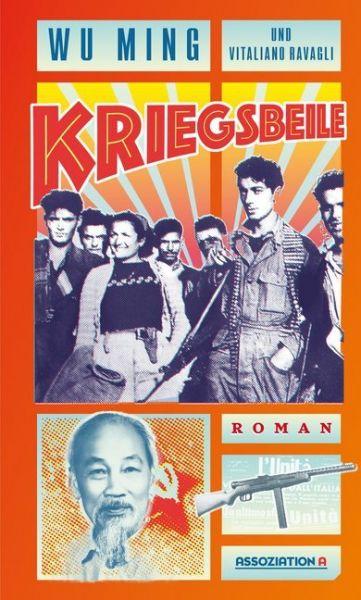 Image of Kriegsbeile: Roman