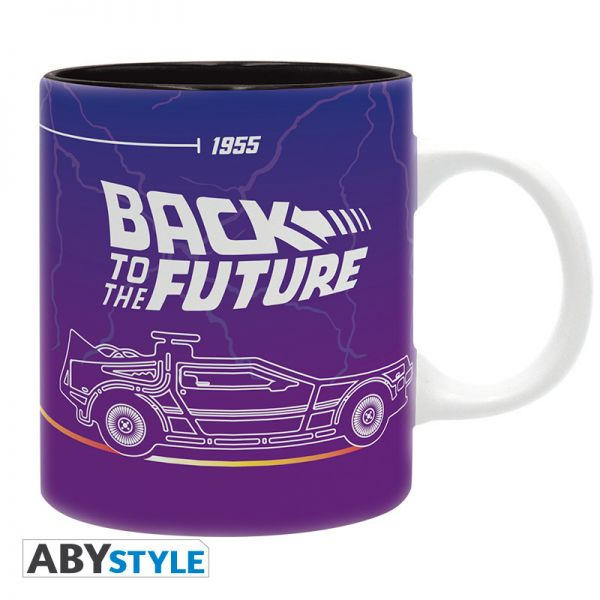 Image of ABYstyle - Back To The Future 1.21 Gw 320 ml Tasse