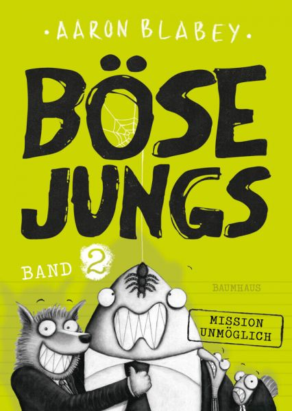 Image of Böse Jungs - Mission Unmöglich (Band 2)