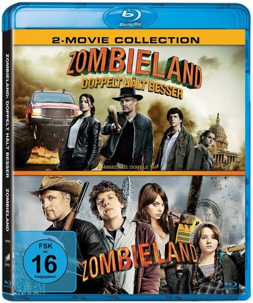 Zombieland 1 + 2