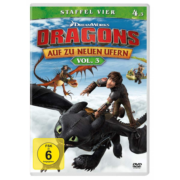 Dragons Auf Zu Neuen Ufern Season 4 V3