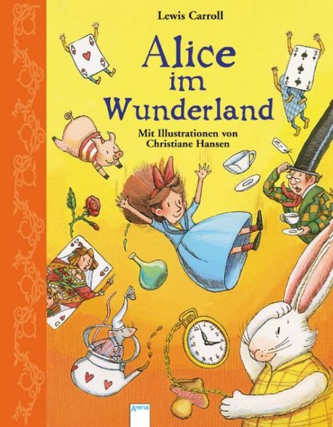 Image of Alice im Wunderland, m. Audio-CD