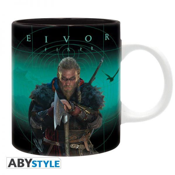 Image of ABYstyle - Assassin'S Creed Valhalla Eivor 320 ml Tasse