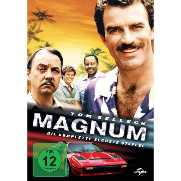 Magnum Season 6 Repl.