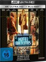 Hotel Artemis - 4K