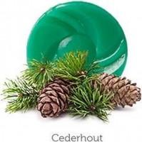 Creascents Wachsplaettchen Duft: Zedernholz