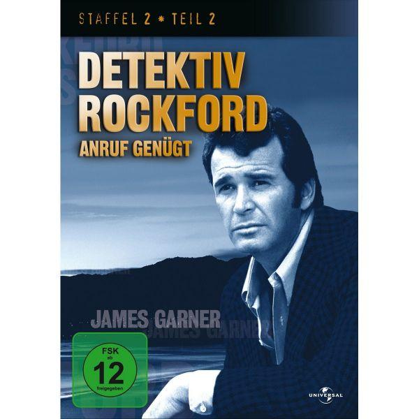 Detektiv Rockford Season 2.2 3Er Repl