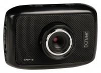 Denver ACT-1301MK2 HD Action Kamera mit wasserdichter Huelle schwarz