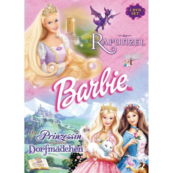 Barbie Märchen Box