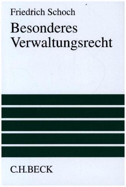 Image of Besonderes Verwaltungsrecht