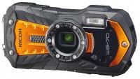 Ricoh WG-70 orange, CMOS 16 MP