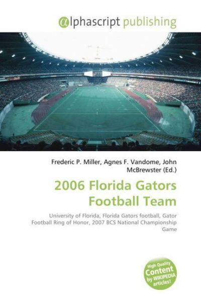 Image of 2006 Florida Gators Football Team