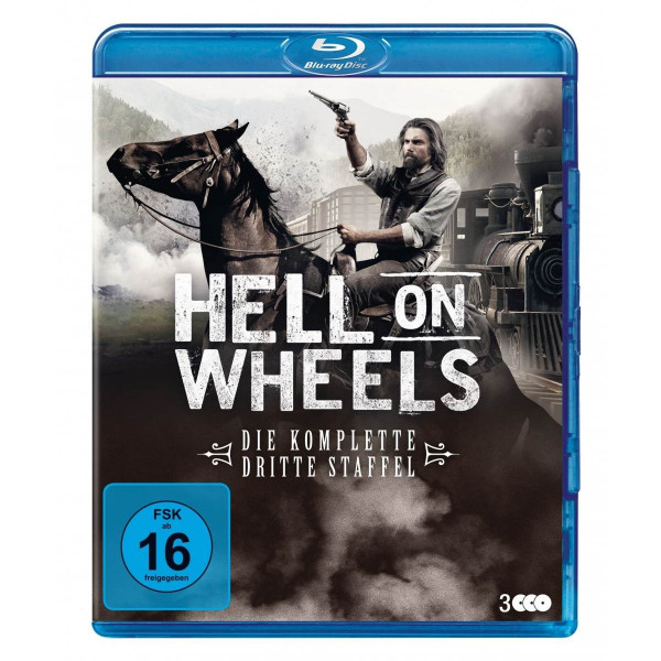 Hell On Wheels Season 3