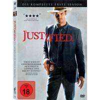 Justified - Die komplette erste Season (3 Discs)