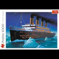 Trefl Puzzle Titanic 1000 Teile