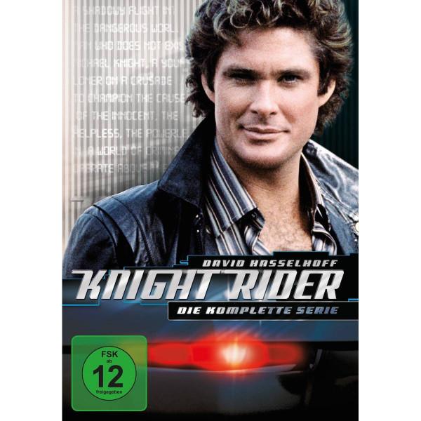 Knight Rider Gesamtbox Repl.