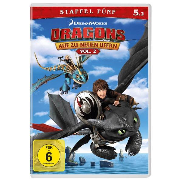 Dragons - Auf Zu Neuen Ufern Season 5.2