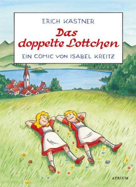 Image of Das doppelte Lottchen: Ein Comic von Isabel Kreitz