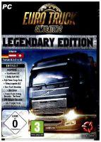 Euro Truck Simulator 2, 1 DVD-ROM (Legendary-Edition)