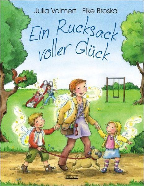 Image of Ein Rucksack voller Glück, m. 5 Glückspostkarten