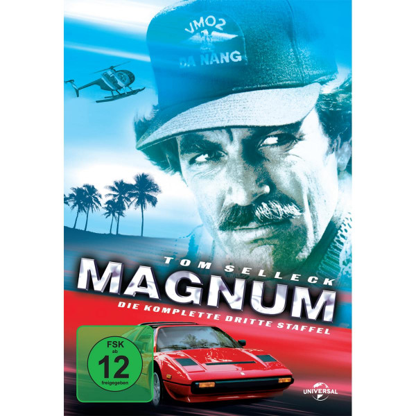 Magnum Season 3 6Er Repl.