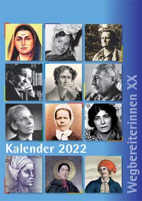 "Image of Kombi aus Kalender 2022 Wegbereiterinnen XX"" (ISBN 9783945959565) und ""Postkartenset Wegbereiterinn"""