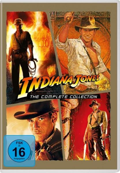 Indiana Jones - 1-4 Box