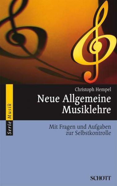 Image of Neue Allgemeine Musiklehre: Mit Fragen und Aufgaben zur Selbstkontrolle