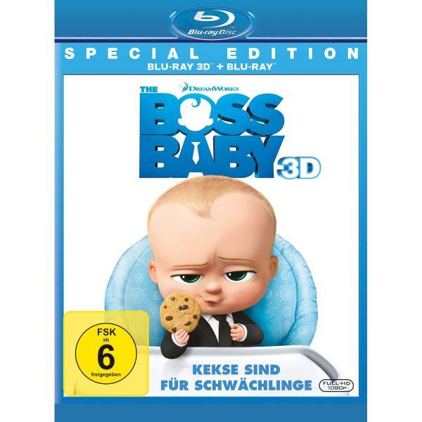 The Boss Baby 3D