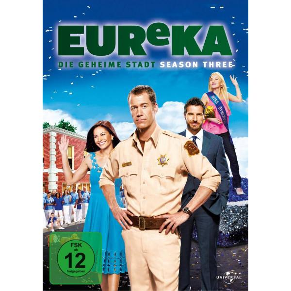 Eureka Season 3 5Er Repl.