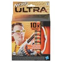 NERF ULTRA Nerf Ultra Vision Gear Brille, 10 Darts für Nerf Ultra Blaster, ab 8 Jahren