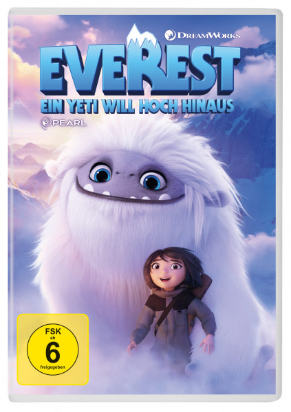 Everest - Yeti Will Hoch Hinaus