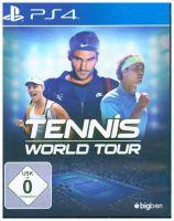 Tennis World Tour, 1 PS4-Blu-ray Disc: Für PlayStation 4