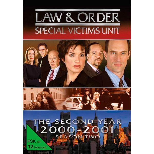 Law & Order S 2 3Er