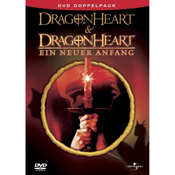 Dragonheart 1+2