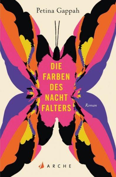 Image of Die Farben des Nachtfalters: Roman