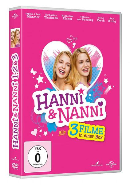 Hanni Und Nanni 1-3
