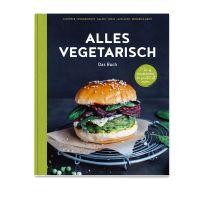 Alles vegetarisch - Das Buch: Mehr als 100 Rezepte, die garantiert satt machen. Eintöpfe, Wokgericht