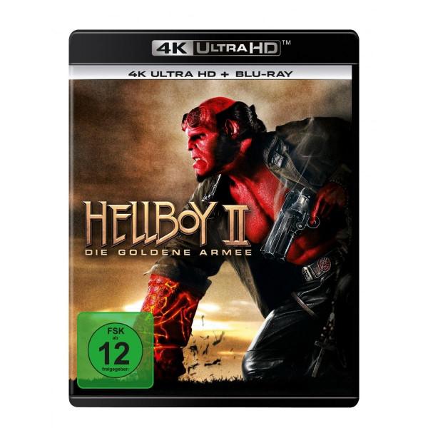Hellboy II: Die Goldene Armee 4K Uhd
