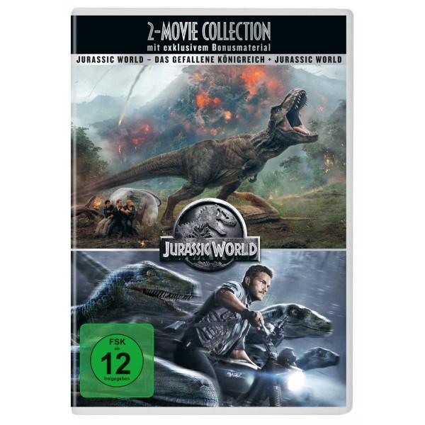 Jurassic World - 2-Movie Collection (inkl. Bonus Discs)