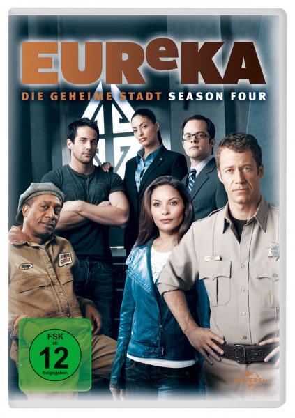 Eureka - Season 4 Repl.