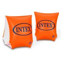 INTEX Schwimmhilfe Deluxe 3-6 J. 2 Schwimmflügel, 23x15 cm, 2 Luftkammern, ab 3 Jahren