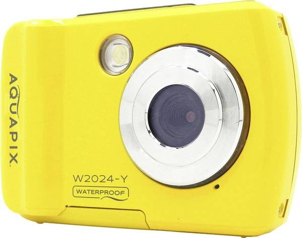 "Image of Aquapix W2024-Y Splash"" Yellow"""